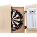 Bull's Hi-Q Deluxe Cabinet Wood - Light Oak
