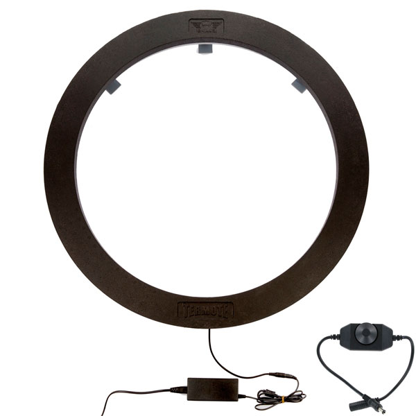 Bull's Termote Led surround - Zwart