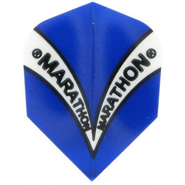 Harrows Marathon flight Std. 6 - Blauw
