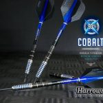 Harrows Cobalt 90% dartpijlen
